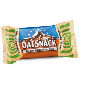 Energy OatSnack Bar 65g, Vanilla-Apple-Cinnamon